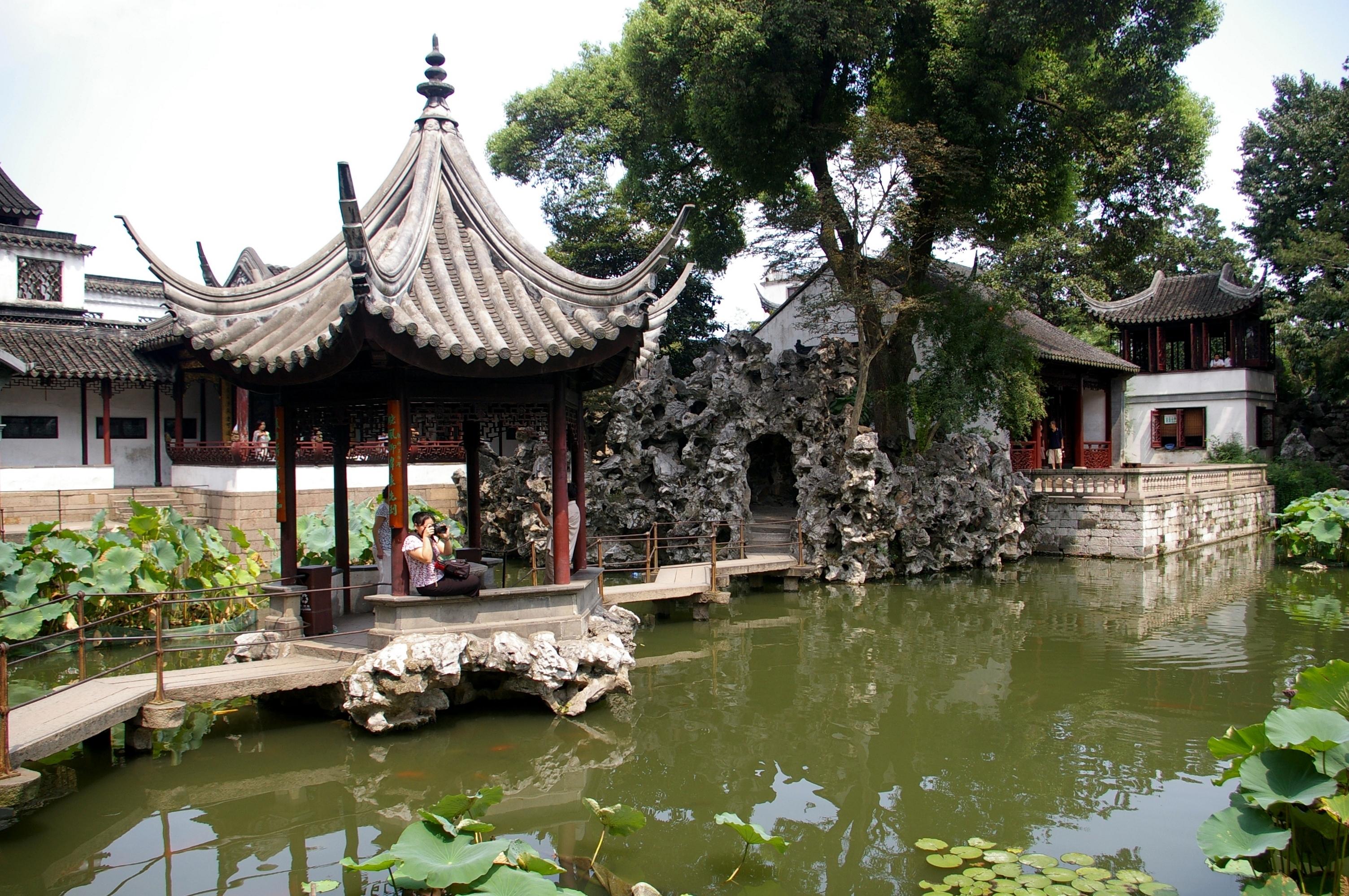 Los jardines más bellos del mundo Suzhou