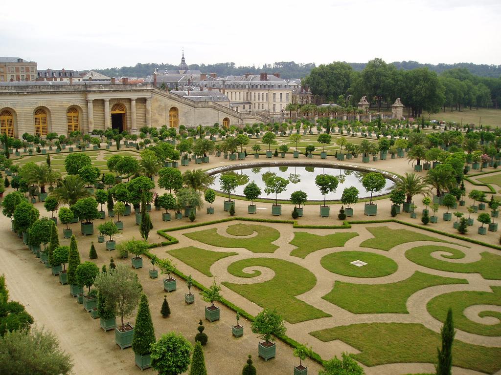 Los jardines más bellos del mundo Versalles