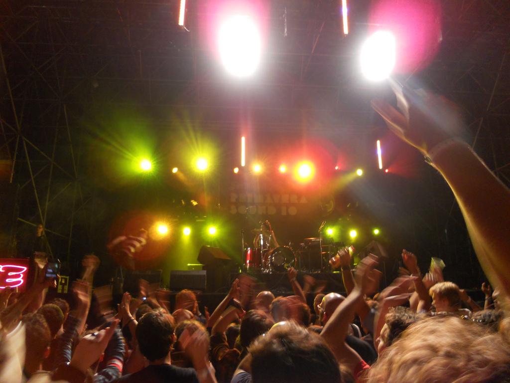 Los mejores festivales de música en Europa Primavera Sound