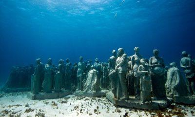 Los museos submarinos más increíbles del mundo