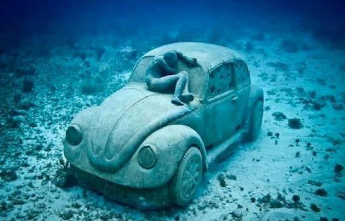 Los museos submarinos más increíbles del mundo musa