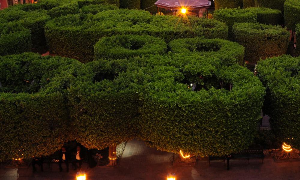 Mejores-cosas-que-hacer-en-San-Miguel-de-Allende-en-pareja-fabrica-jardin