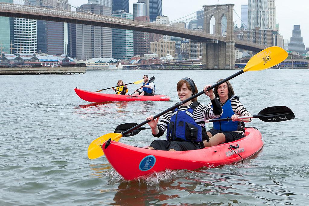 Qué hacer en Nueva York: Kayak