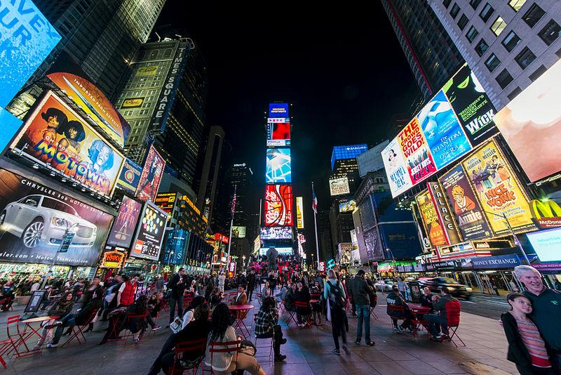Qué hacer en Nueva York-Time Square