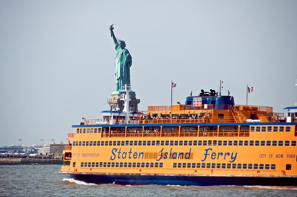 Qué hacer en Nueva York-barco-staten island