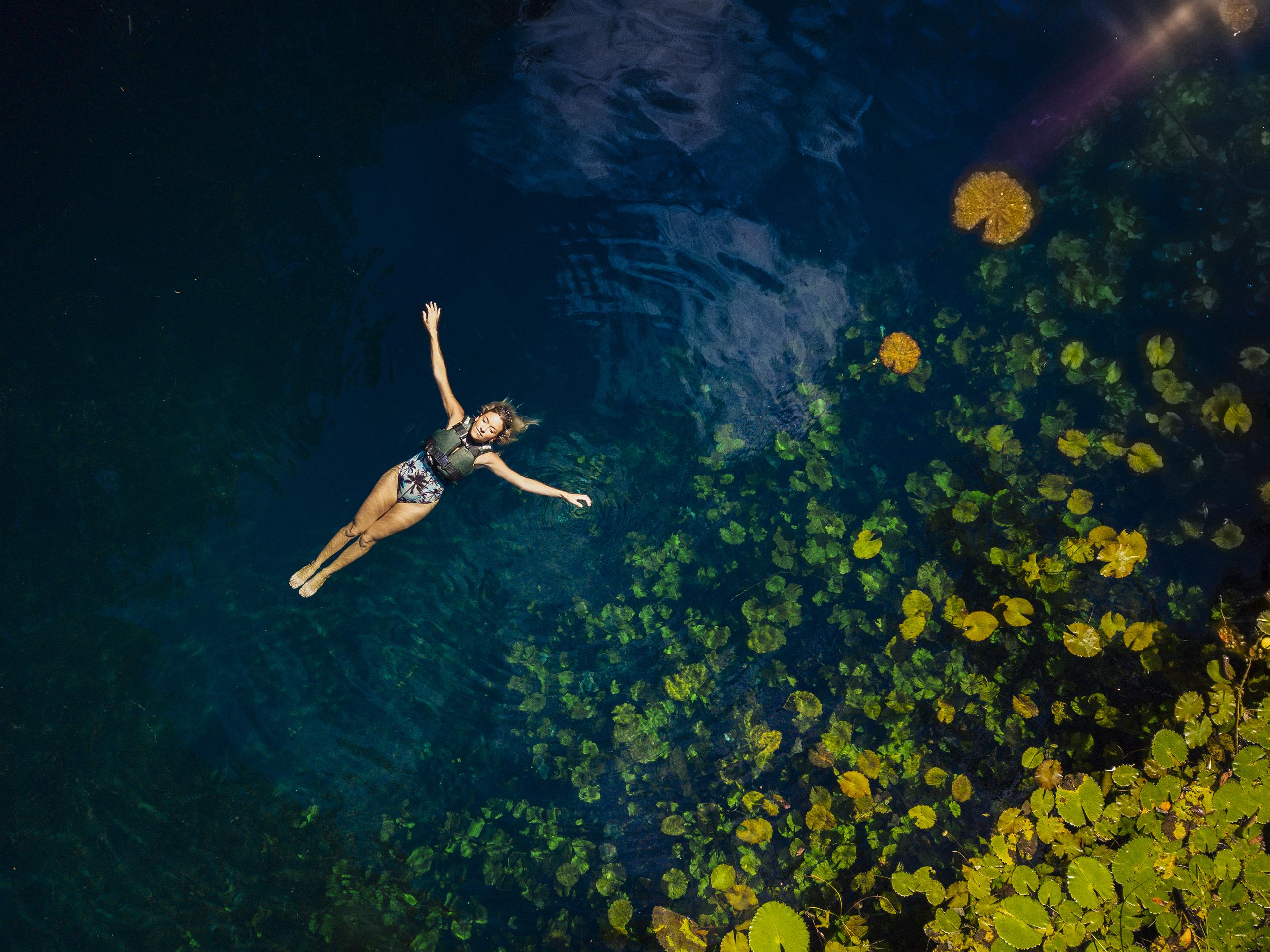 Qué hacer en Riviera Maya cenotes
