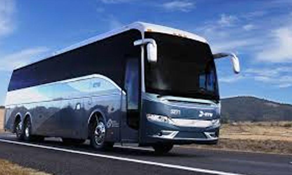 San Miguel de Allende en pareja autobus