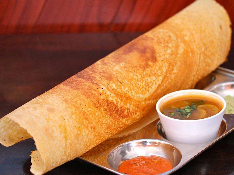 comida de la India
