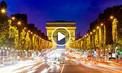 las avenidas mas hermosas del mundo