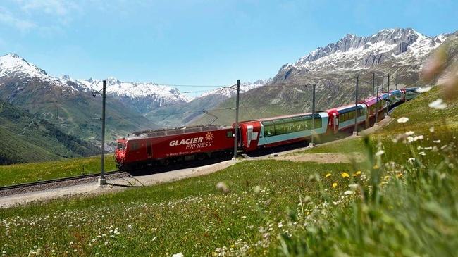 los mejores viajes en tren del mundo