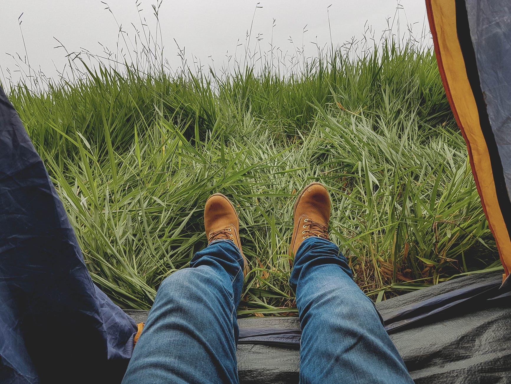 Lugares para acampar seguro cerca de la cdmx