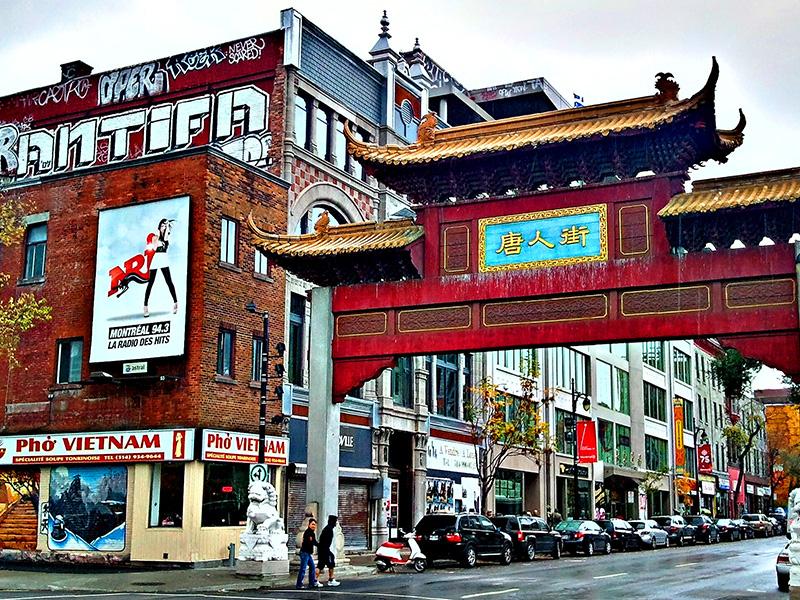 Лучшие районы в Монреале, Канада, для вашего первого визита