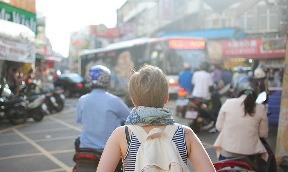 turista o viajero