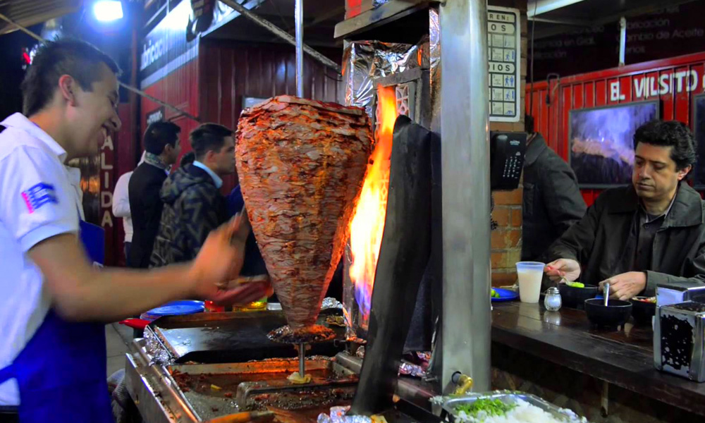 antojitos en la Ciudad de México: El Vilsito