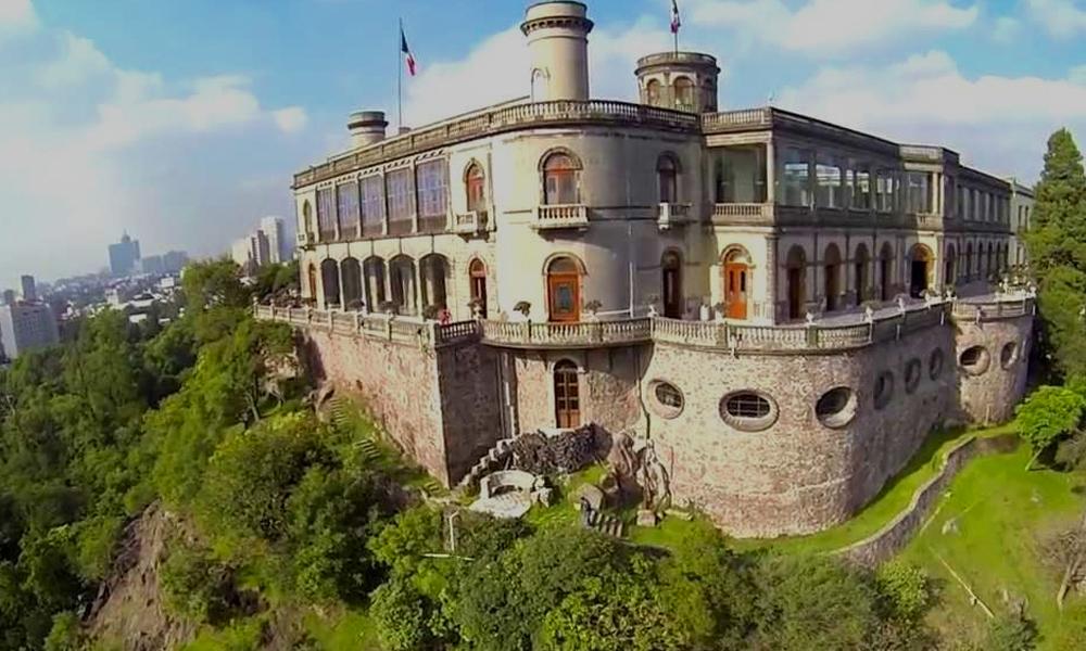 Atractivos en la Ciudad-de-México-que-no-te-puedes-perder-Chapultepec