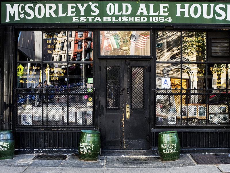 Bares literarios de Nueva York