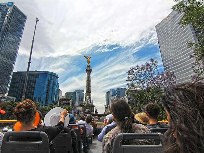 Cuánto cuesta el turibus en la CDMX