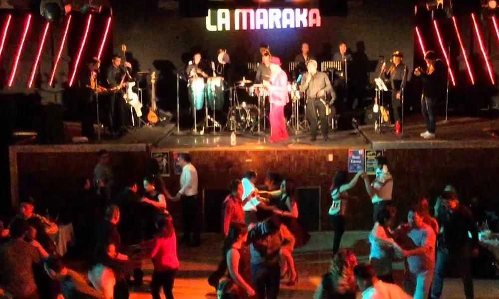 Dónde ir a bailar en la CDMX: La Maraka