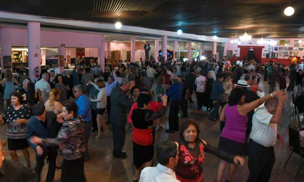 Dónde ir a bailar en la CDMX: Salón Los Ángeles