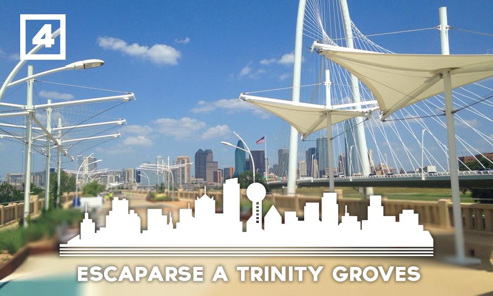 Las mejores cosas que hacer en Dallas - Escaparse a Trinity Groves