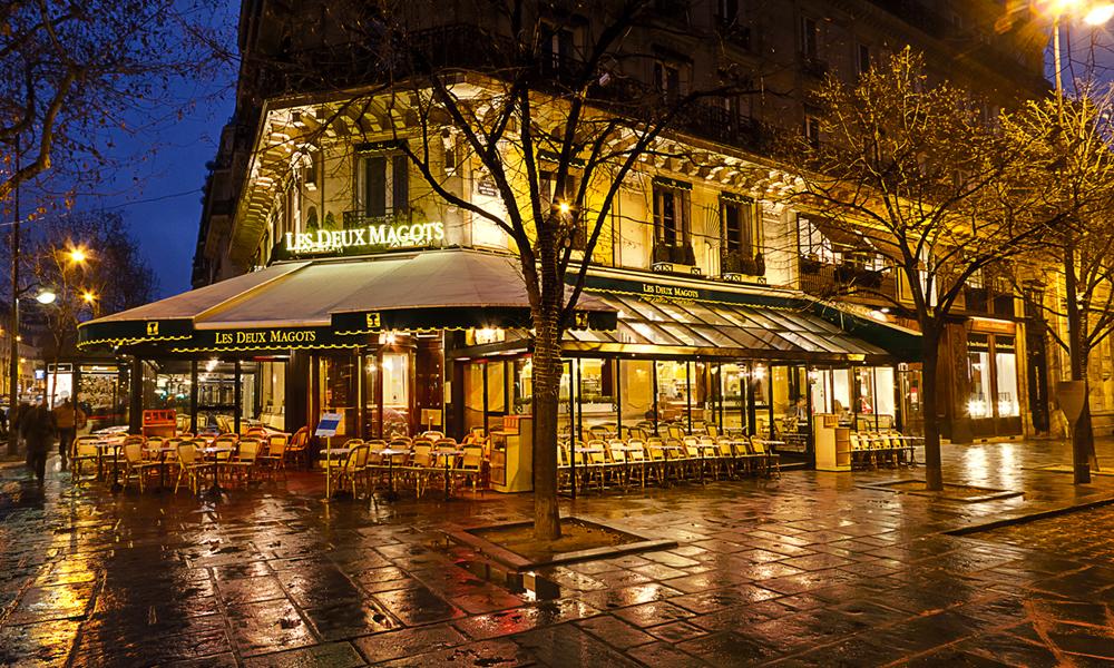 Dónde dormir en París, Francia