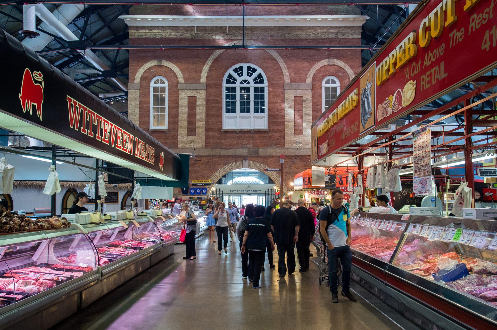 Los mercados más impresionantes del mundo St. Lawrence Market