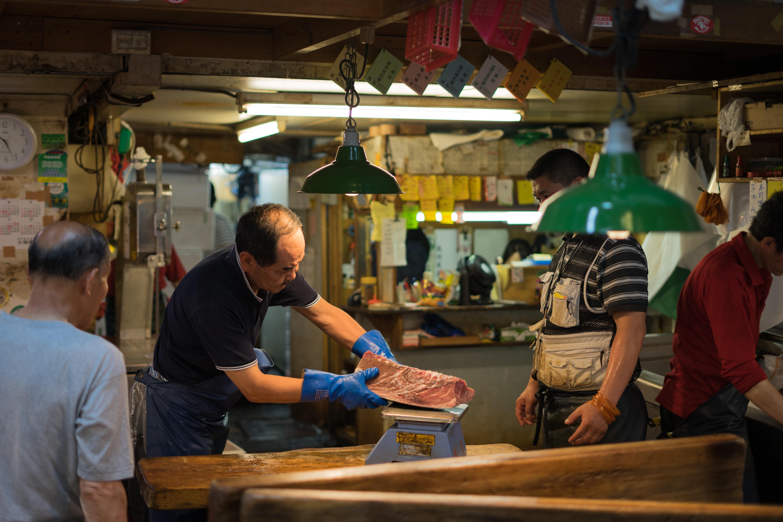 Los mercados más impresionantes del mundo Tsukiji Fish Market