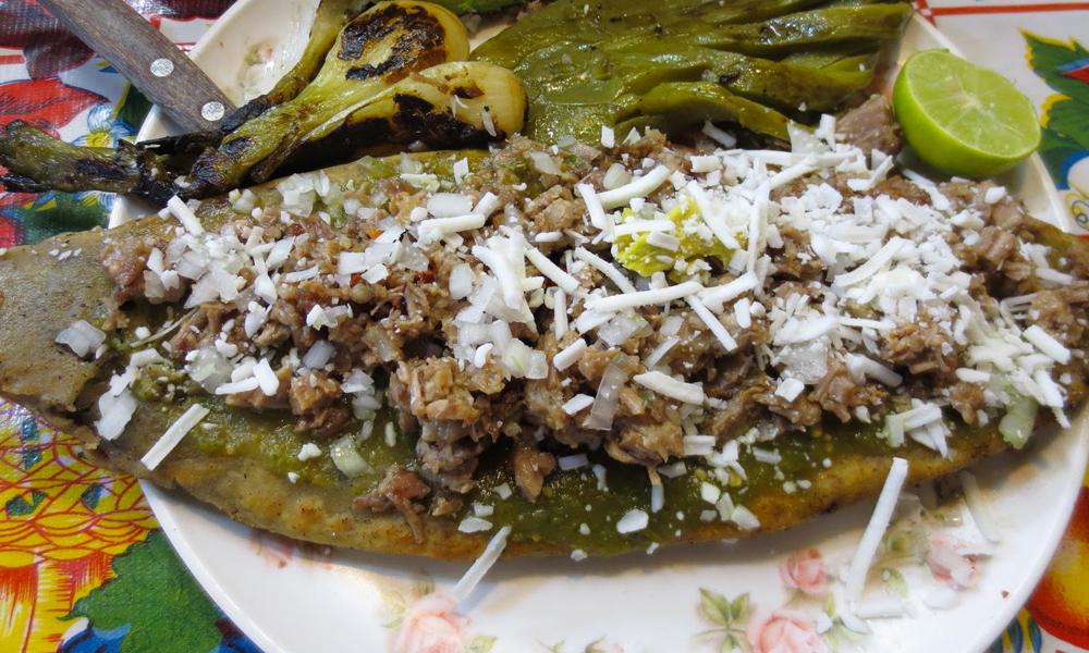 Рынки в Мехико, где можно вкусно покушать
