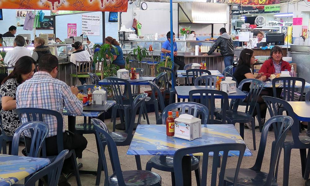 Mercados en la Ciudad de Méxicopara comer sabroso: Mercado San Pedro de los Pinos
