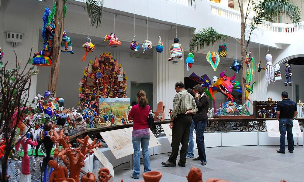 Museos en la Ciudad de México que son muy mexicanos:El museo de Arte Popular