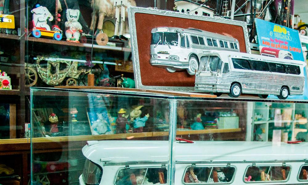 Museos en la Ciudad de México que son muy mexicanos:Museo del juguete antiguo
