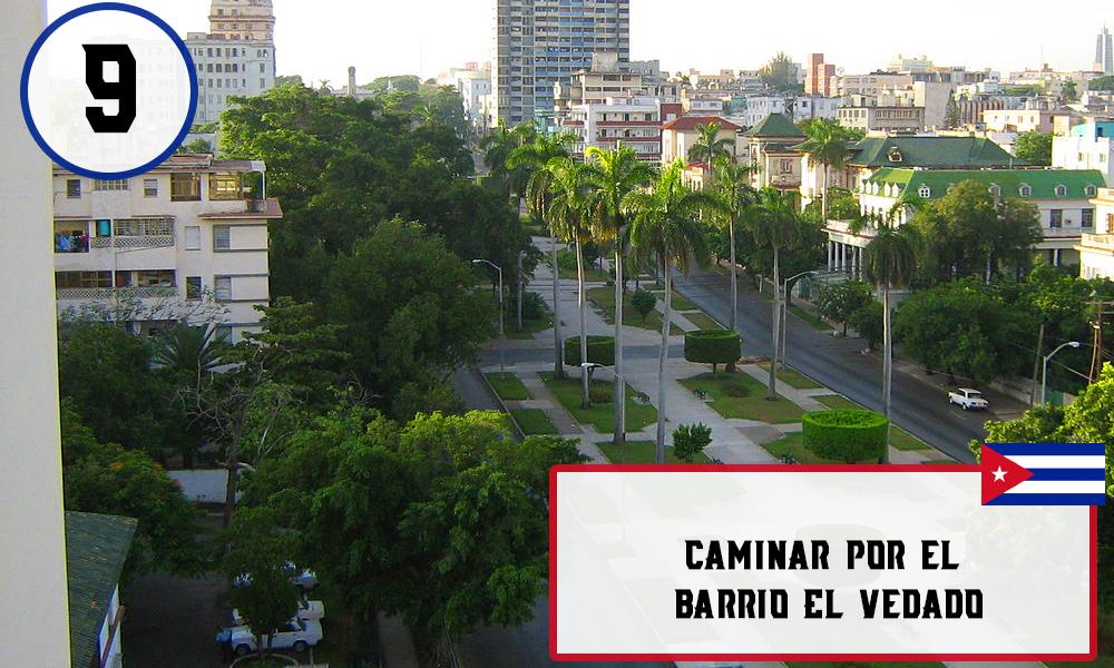 Qué hacer en La Habana, Cuba - #9 Caminar por el barrio El Vedado