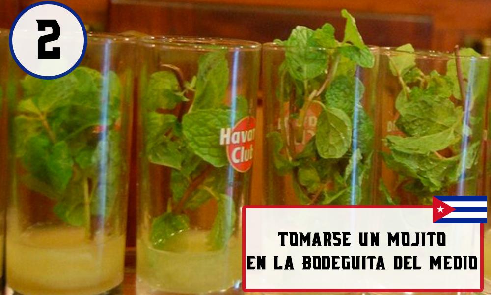 Qué hacer en La Habana, Cuba - #2 Tomarse un mojito en La Bodeguita del Medio