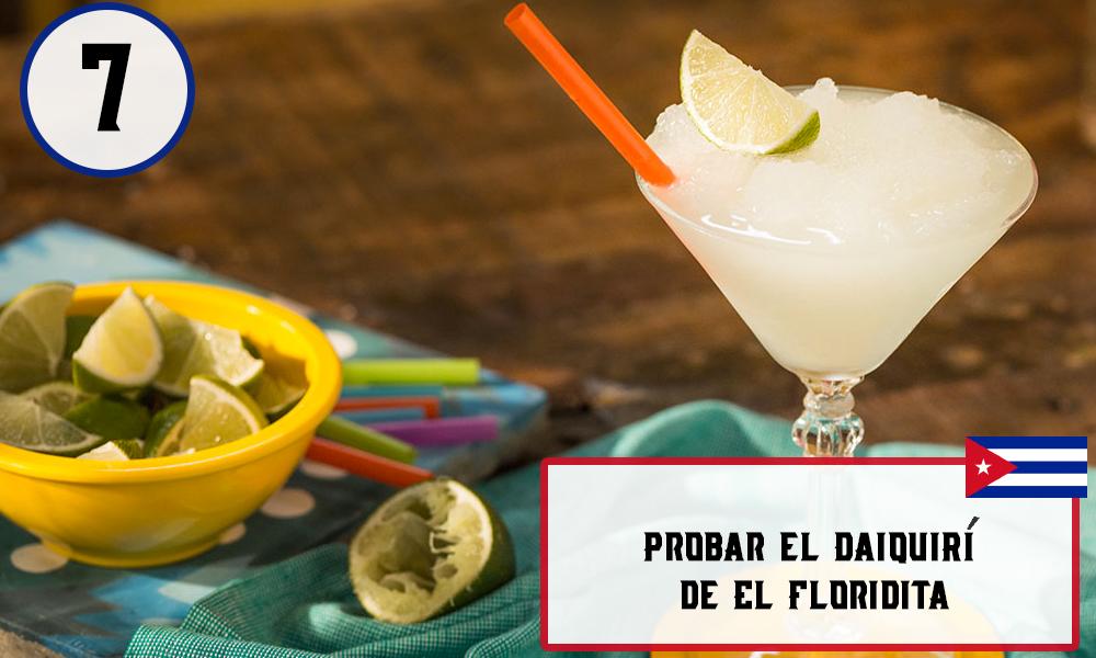 Qué hacer en La Habana, Cuba - #7 Probar el Daiquirí de El Floridita