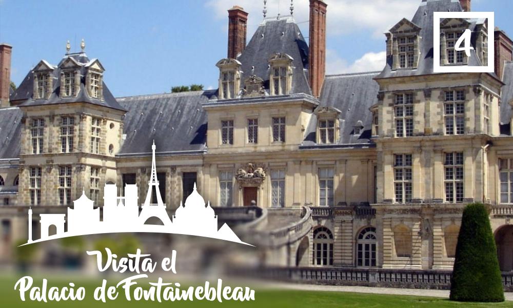 Visita el Palacio de Fontainebleau-Qué hacer en París en una segunda visita