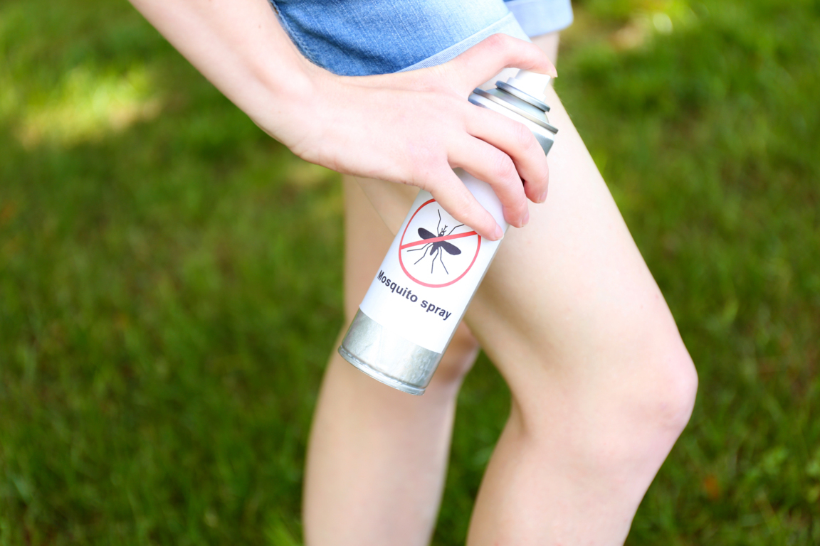 Cosas que puedes hacer para evitar las picaduras de mosquitos