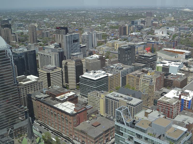 cuácuánto cuesta viajar a Montreal