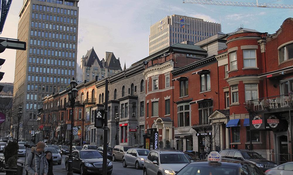 Montreal por primera vez