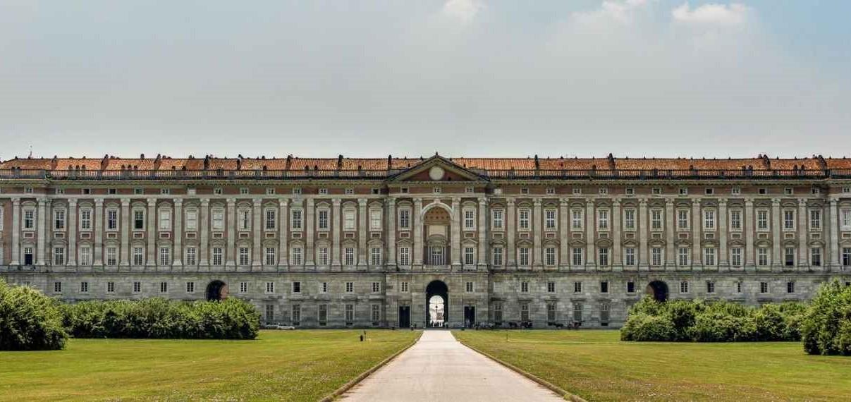Escenarios de Star Wars que puedes visitar en el mundo Palacio Real de Caserta