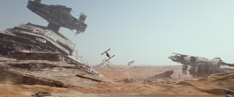 Escenarios de Star Wars que puedes visitar en el mundo