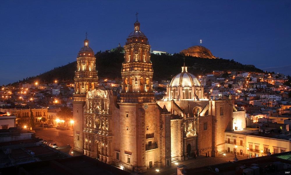 las iglesias más bonitas en Zacatecas para casarse