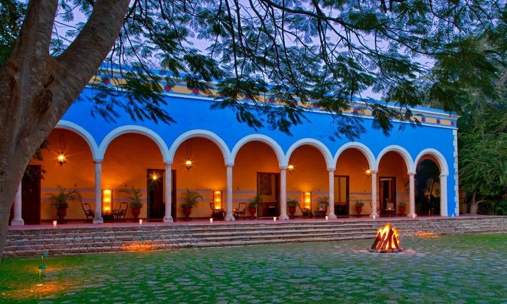 Las mejores hoteles en haciendas en yucat n travel report for Las mejores fachadas de las villas