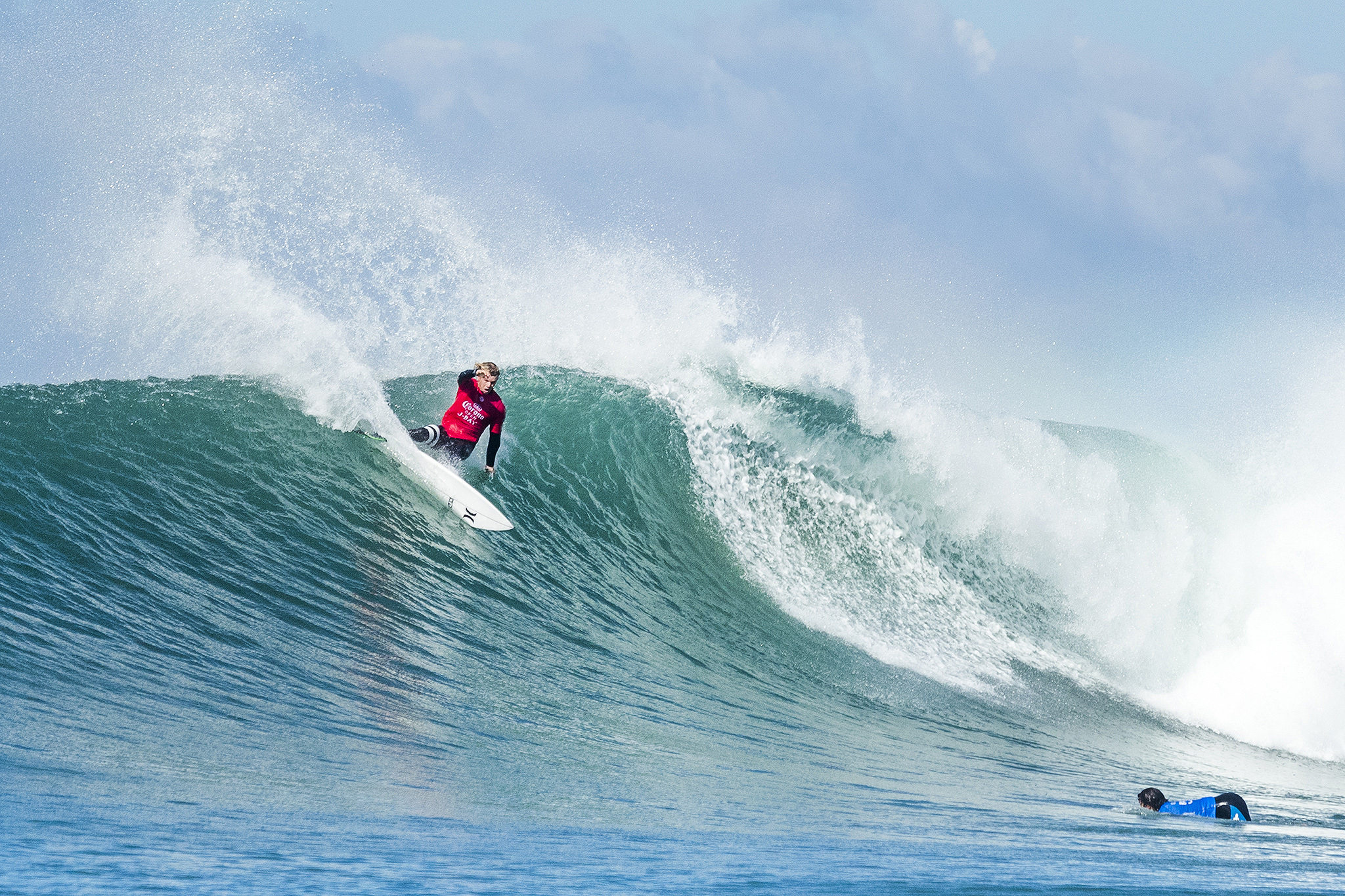 Las mejores playas para surfear en Jeffreys Bay, Sudáfrica