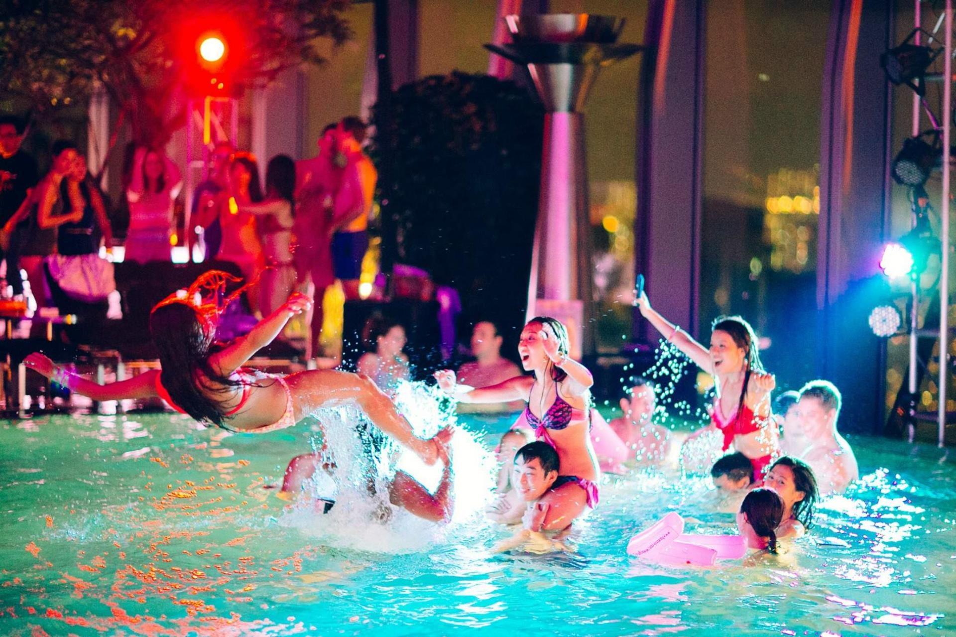 las mejores pool parties del mundo para el verano miami