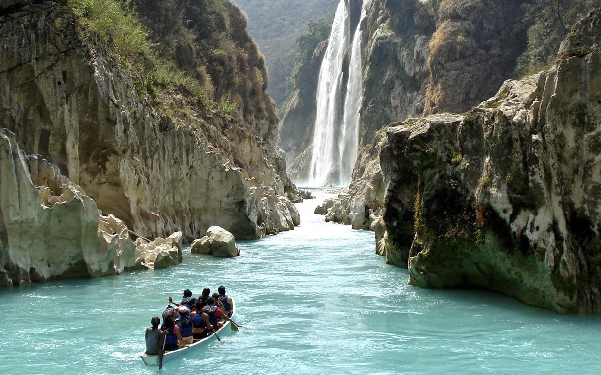 Los atractivos naturales más espectaculares de Chiapas