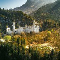los castillos más bonitos del mundo