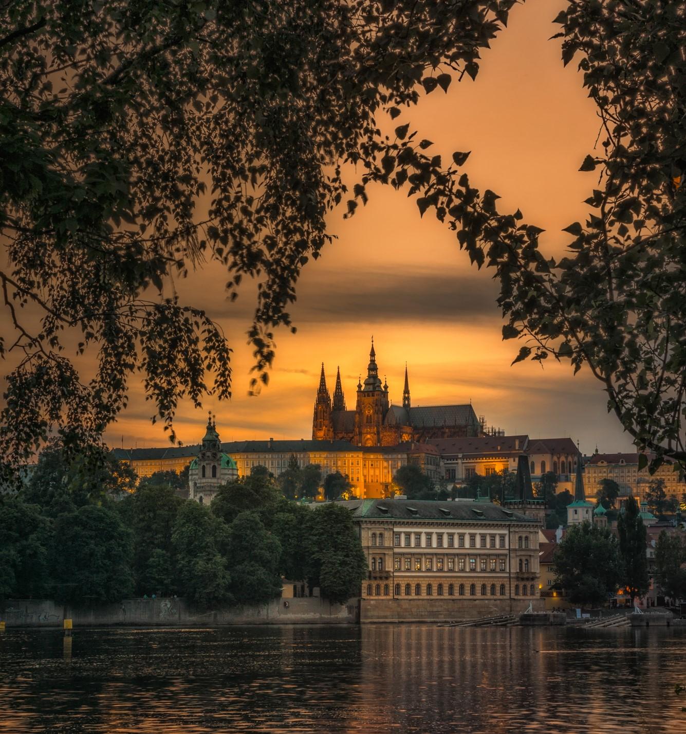 Los castillos más bonitos del mundo Castillo de Praga, República Checa