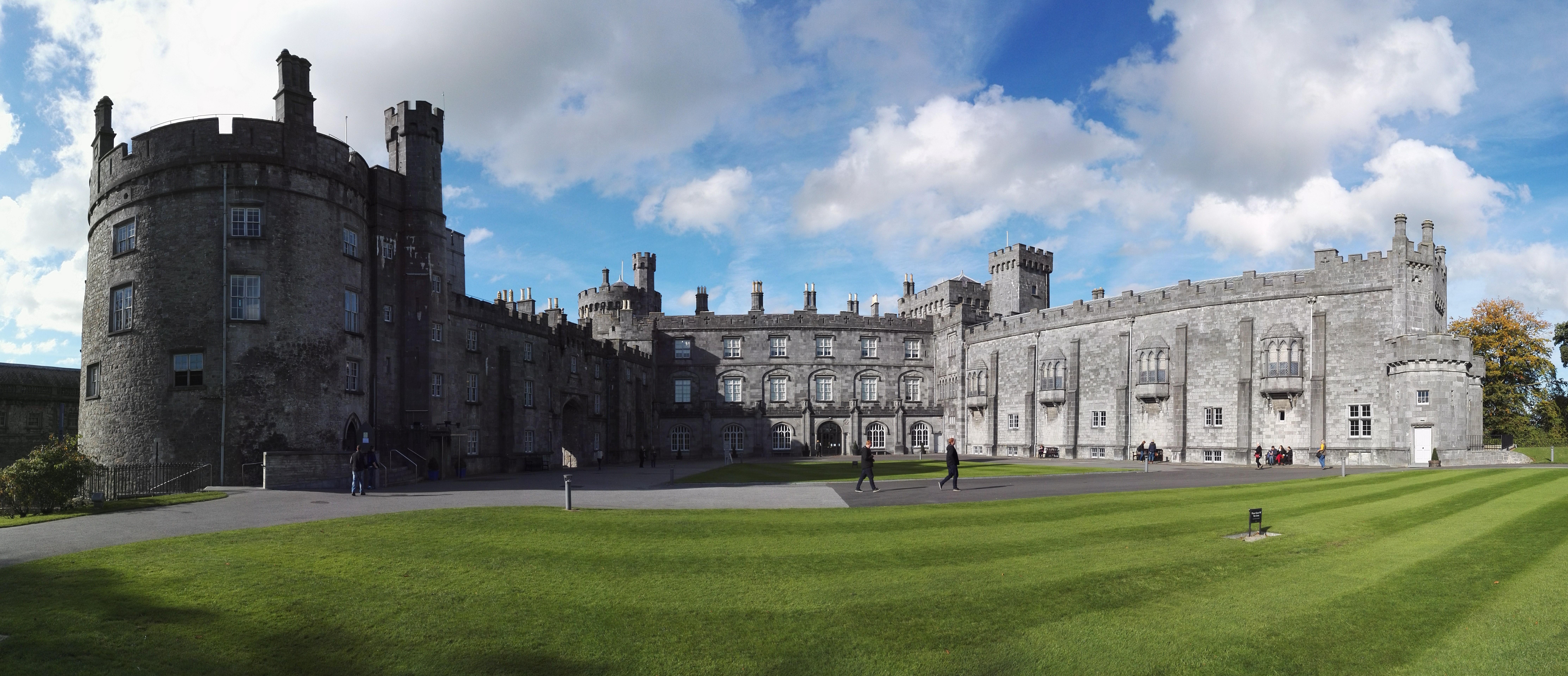 Los castillos más bonitos del mundo Kilkenny, Irlanda