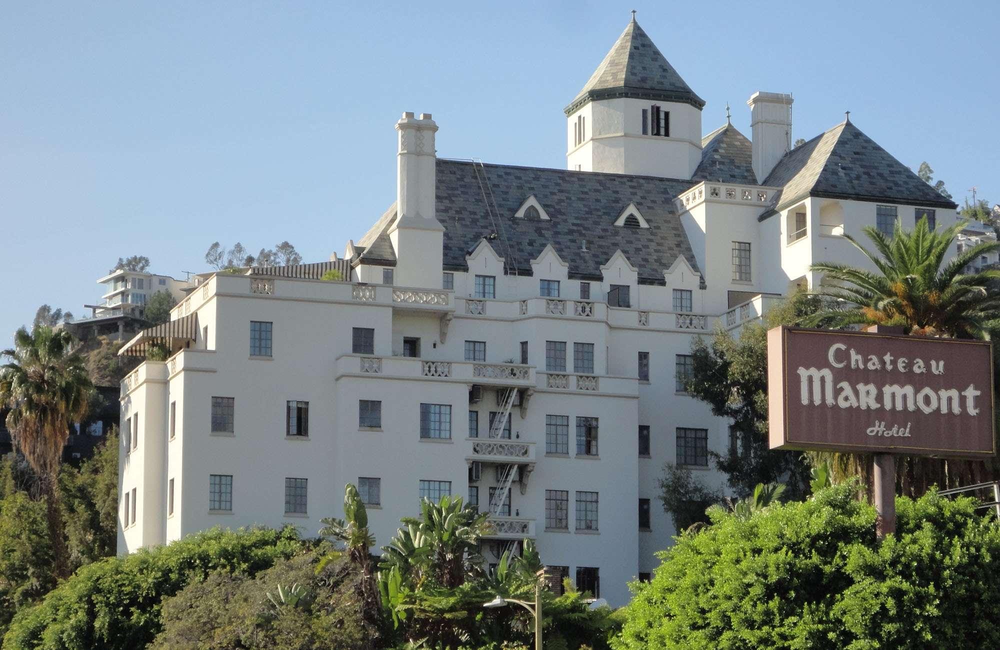 Los hoteles más famosos en Los Ángeles