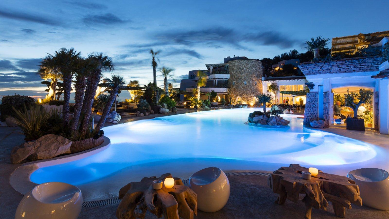 Los hoteles más instagrameables del mundo Hacienda Na Xamena